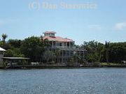 Bayfront home, mid-island