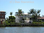 Bayfront home, mid island
