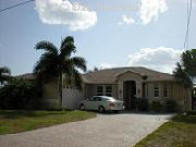 Example of an upgraded gulf access home in NW Cape Coral