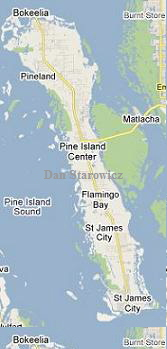 Pine Island Real Waterfront and gulf access property.  Dan Starowicz, 239-603-6100