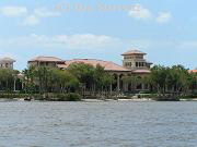 Gulf Harbour community riverfront home