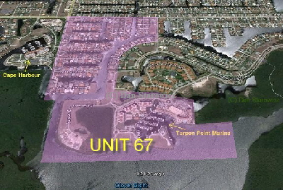 Cape Coral Unit 67 in Cape Coral, Florida