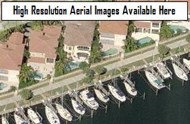 Burnt Store Marina aerial images, courtesy Microsoft Bing's birds eye views (opens in a pop-up window)