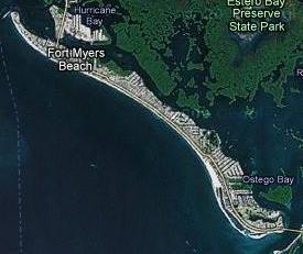 Clicking on this image will display all Fort Myers Beach gulf access listings