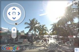 Click on image to view Google Street view images of Fort Myers Beach, Florida (opens in a pop up window)