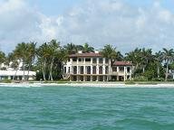 Premium Naples Beachfront properties are in the  8 figure range