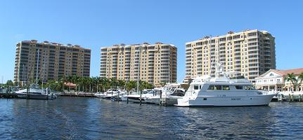 Tarpon Point Marina in Cape Coral, FL